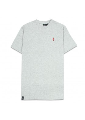 HOt Sauce Embroidered Gray