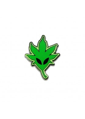 Area 420 Alien Pin