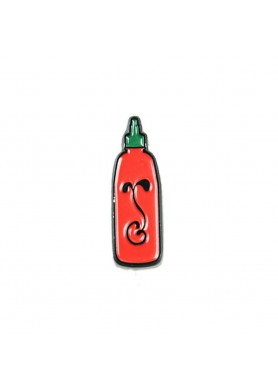 Hot Sauce G Sprout Pin