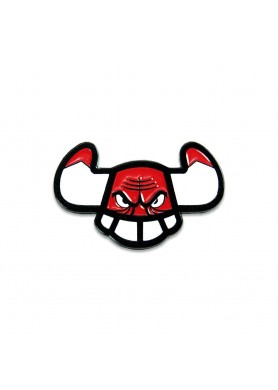 El Toro Bull Face Pin