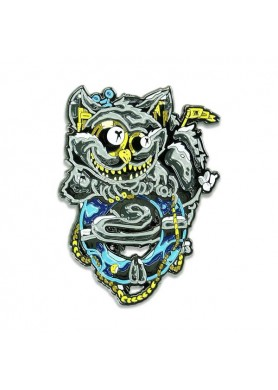 tarbox blue cat pin