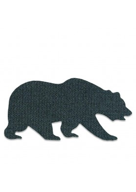 USA Flag Removable Bear Patch