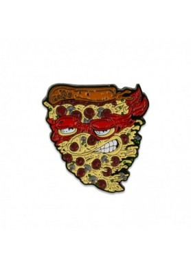Vincent Gordon Pizza Red Pin
