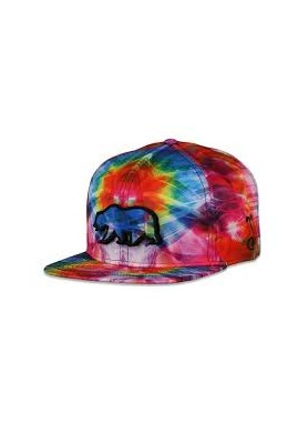 Removable Bear Tech Tie Dye...