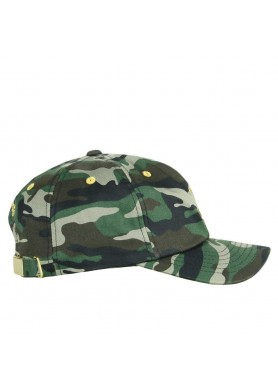 Simply Spouted Camo Dad Hat