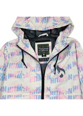 Hitman Glass Tan Windbreaker